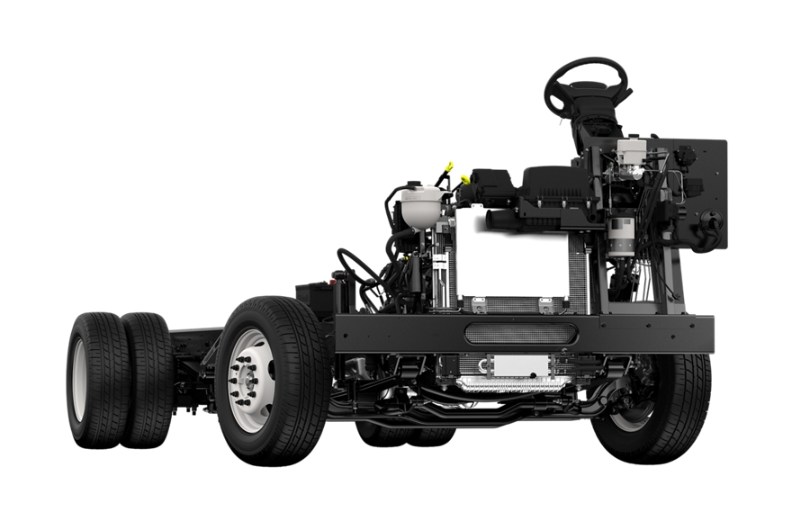 Class A Motorhome Chassis