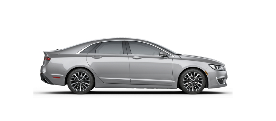 Lincoln MKZ Hybrid shown here