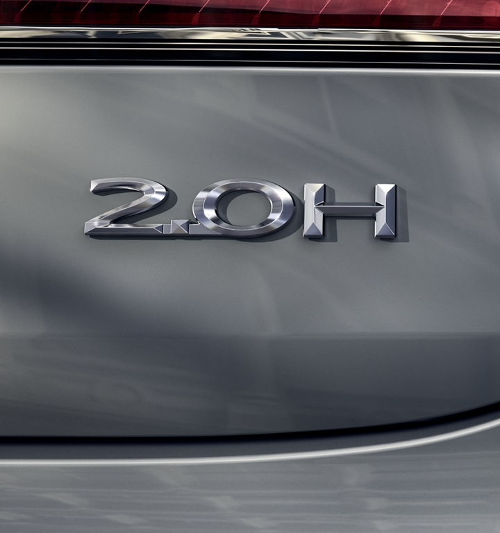 Lincoln M K Z Hybrid 2 0 shown here