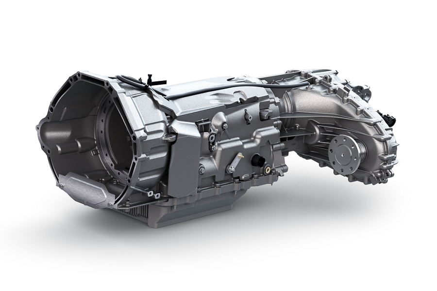 2020 Super Duty featuring 10 speed transmission