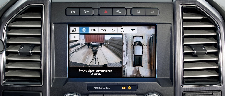 360 Degree Camera on the 2020 Super Duty