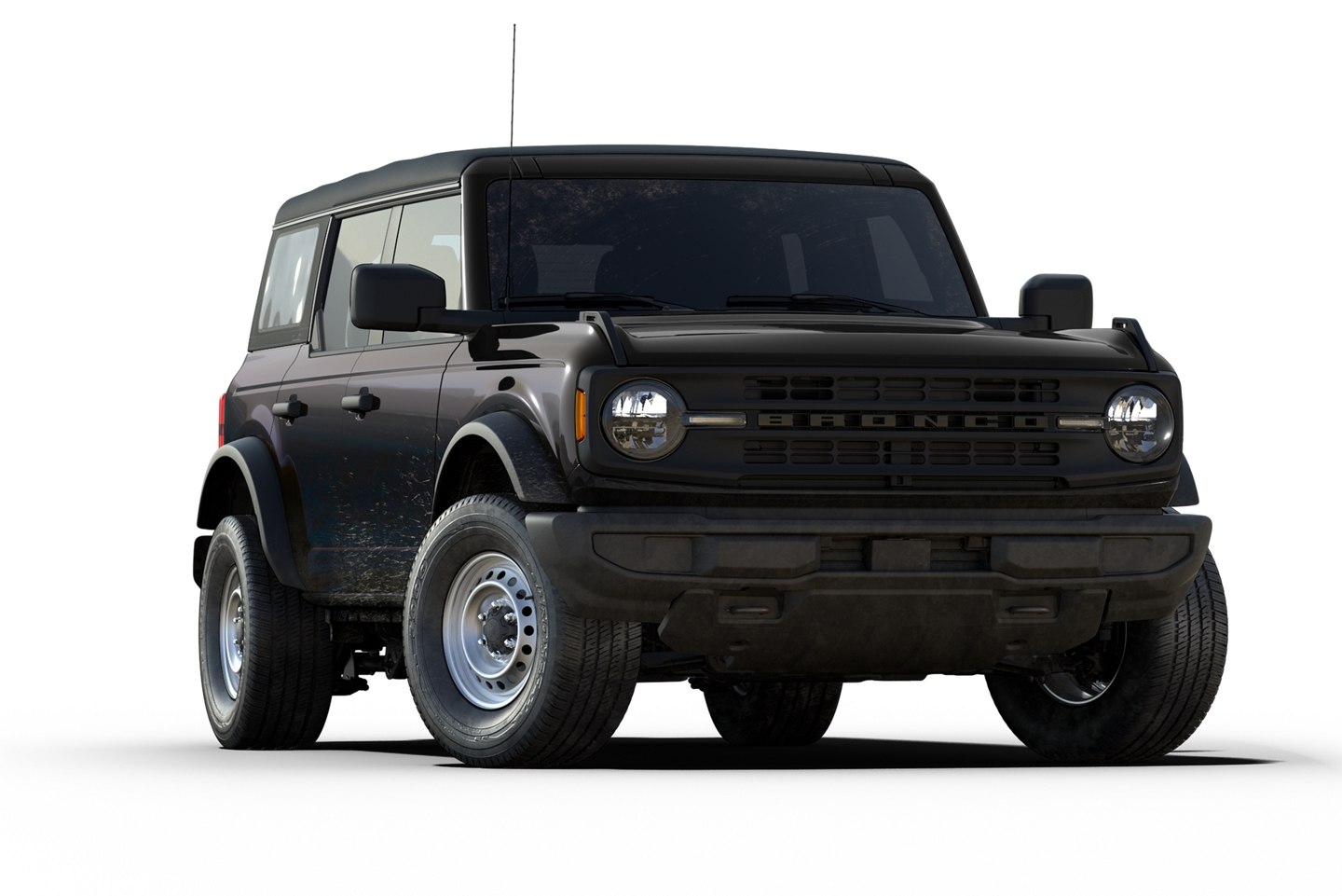 2021 Ford Bronco Base model