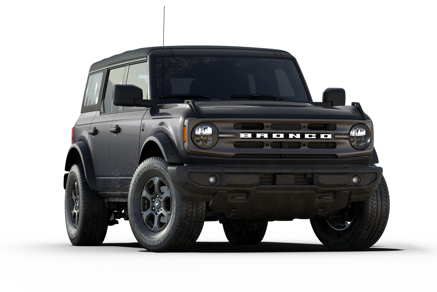 2021 Ford Bronco Big Bend model
