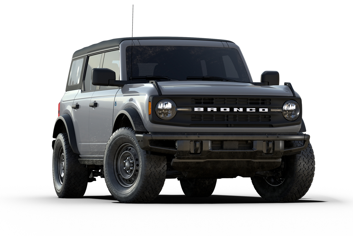 2021 Ford Bronco Black Diamond model