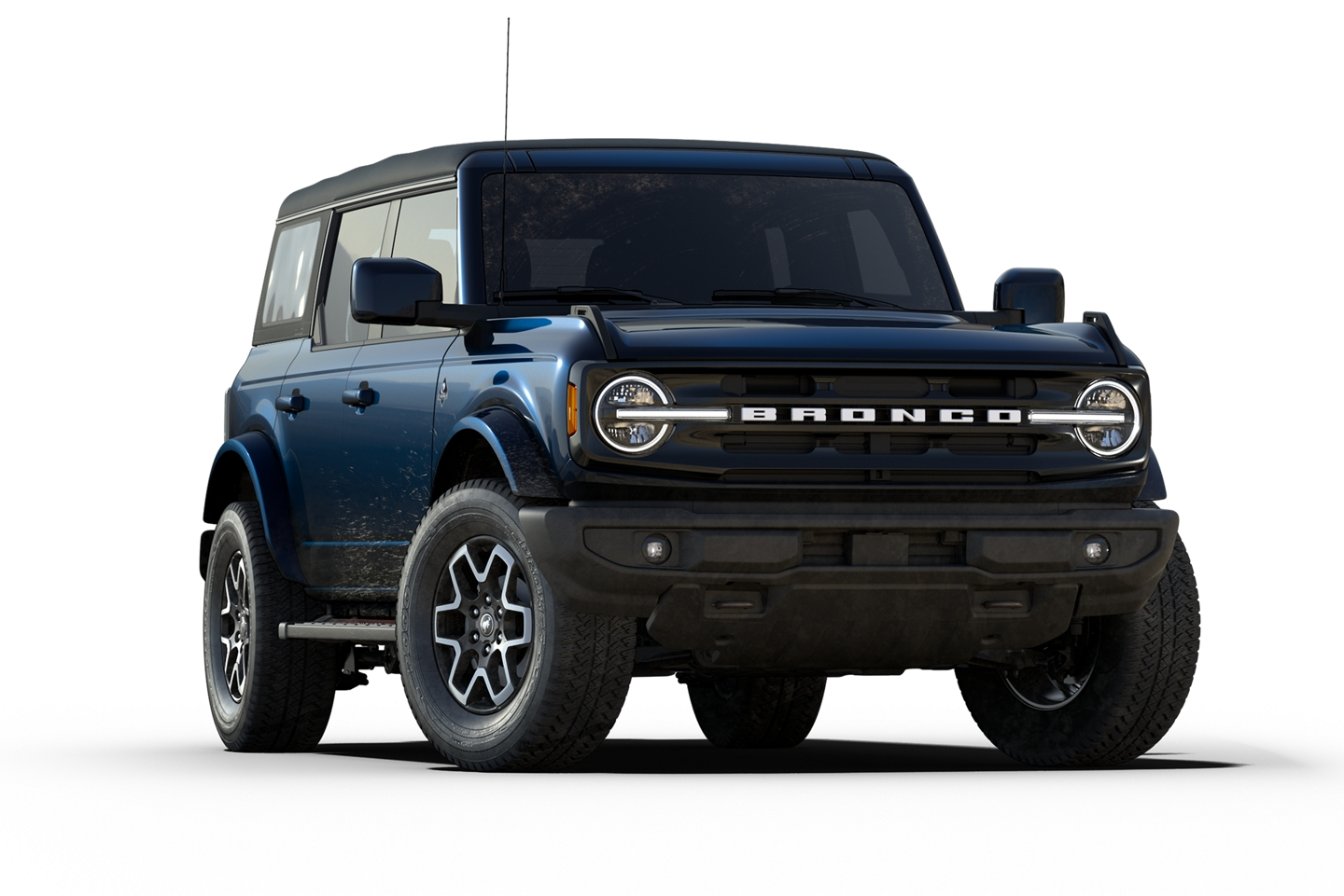 2021 Ford Bronco Outer Banks model