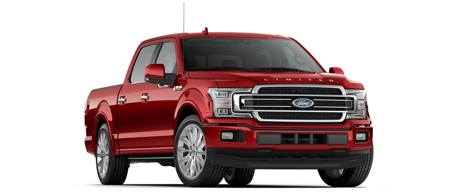 2020 Ford F 1 50 LIMITED