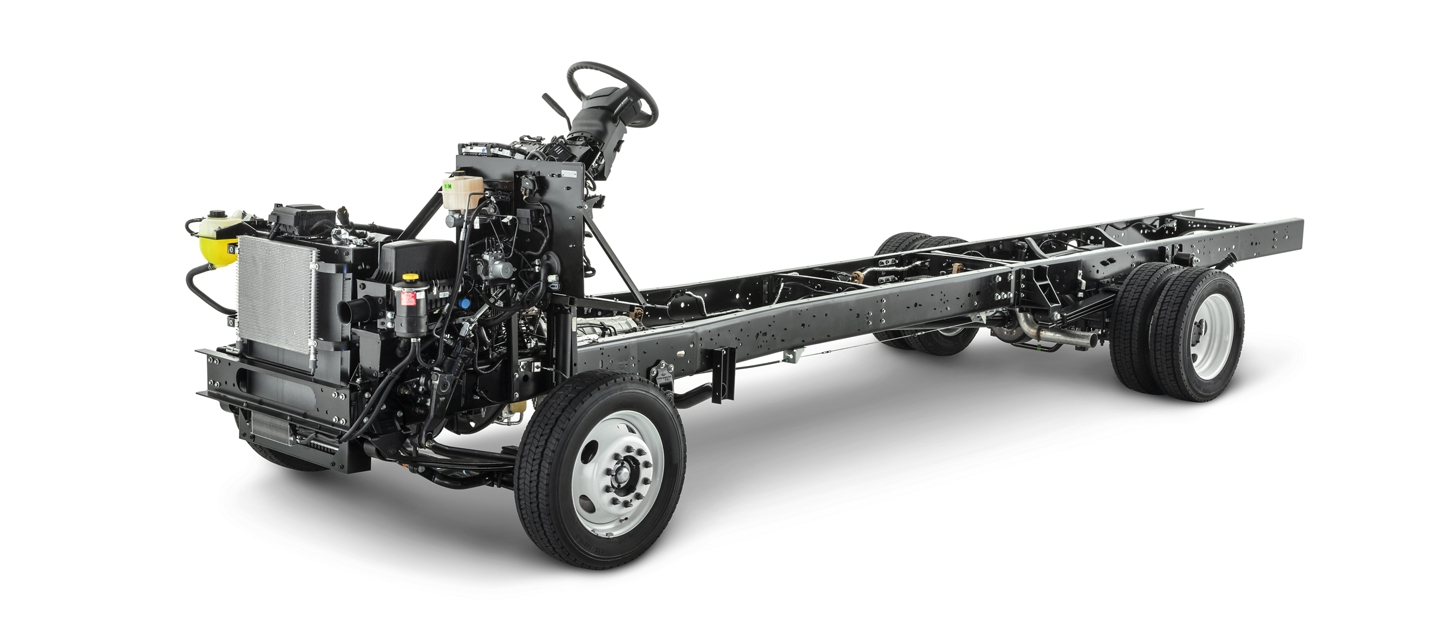 2020 Ford F 59 Commercial Stripped Chassis