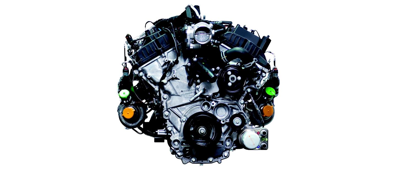 3 5 Liter ecoboost engine