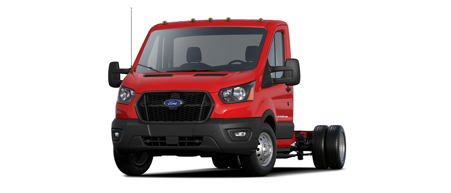 2020 Ford Transit cutaway chassis