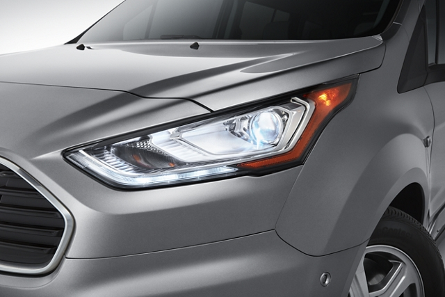 Available H I D headlamps that automatically turn on in low light situations