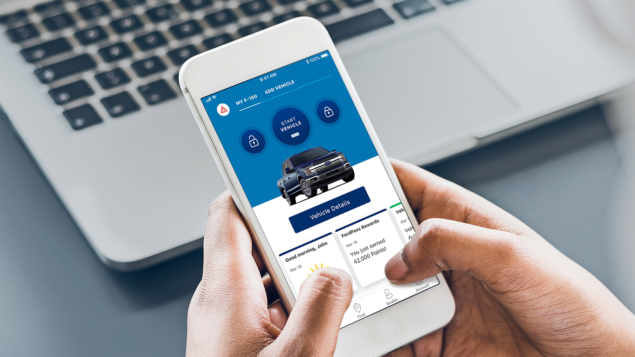 Ford Pass Mobile App