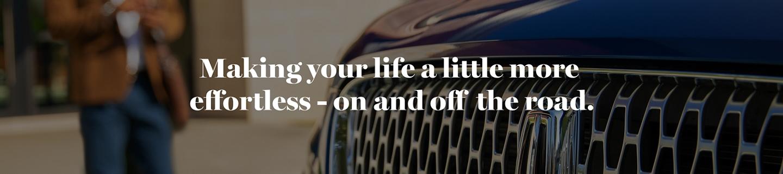 Facilitándote la vida, dentro y fuera de la carretera.