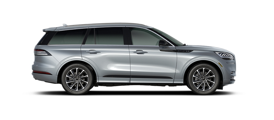 Lincoln Aviator shown here