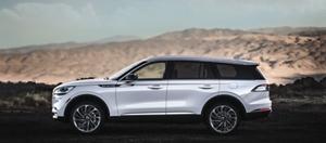 2020 Lincoln Aviator Luxury Midsize SUV Model Types ...