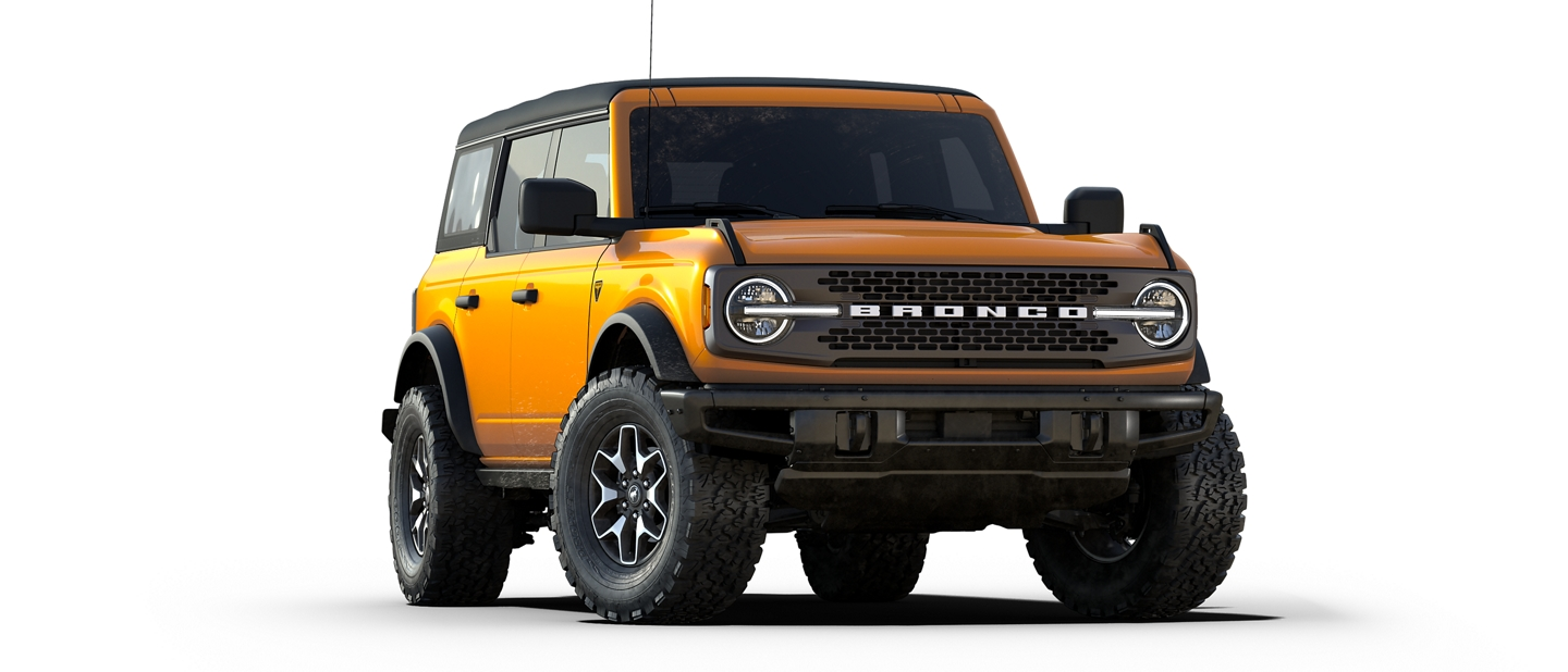 Série Badlands Ford Bronco 2021
