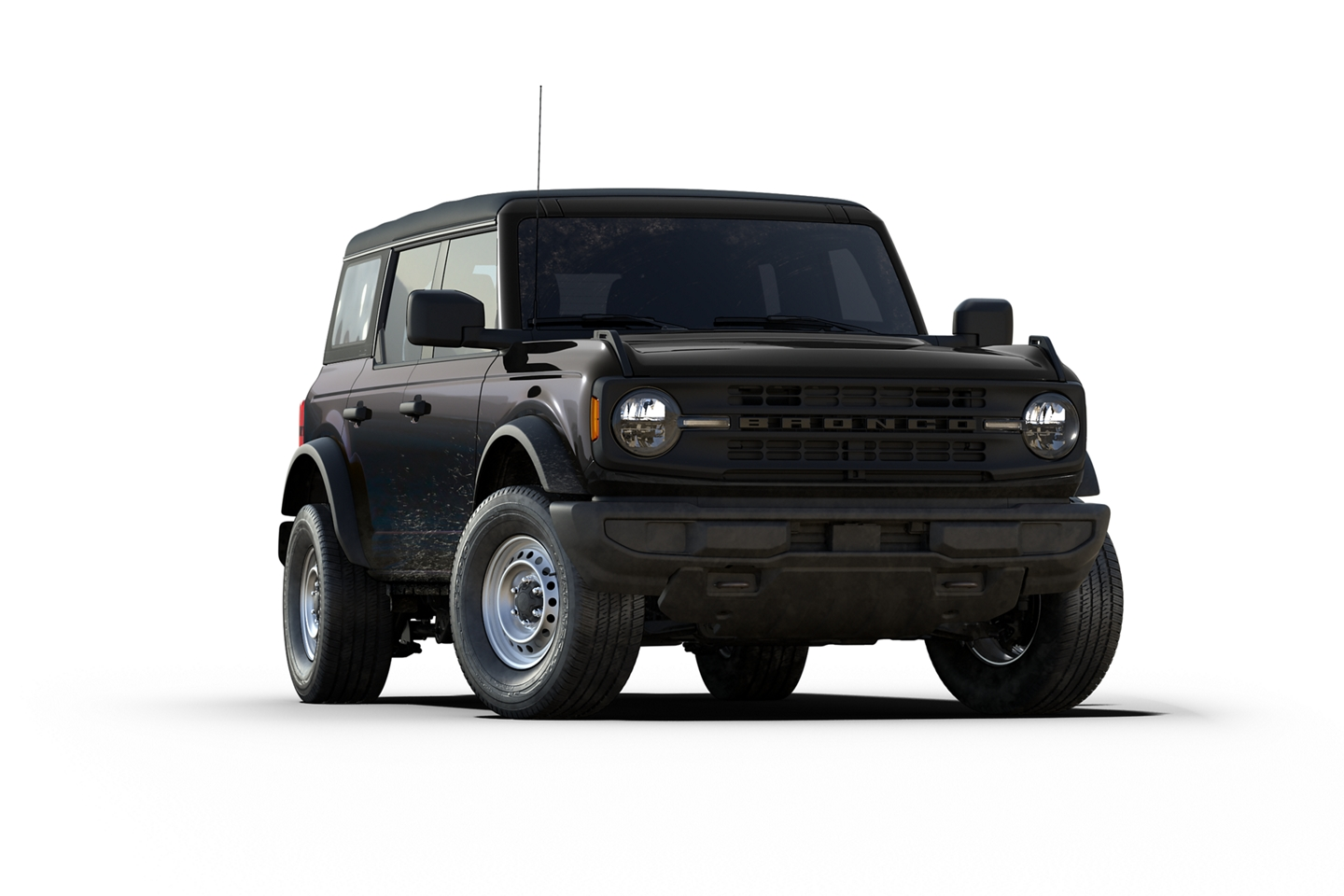 2021 Ford Bronco Base Series