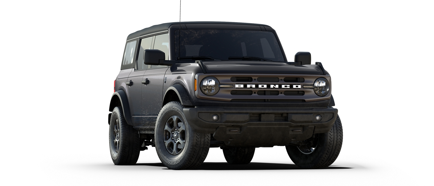 Ford Bronco série Big Bend 2021