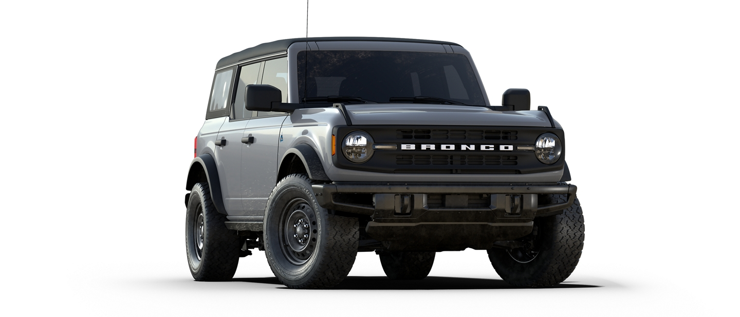 Ford Bronco série Black Diamond 2021
