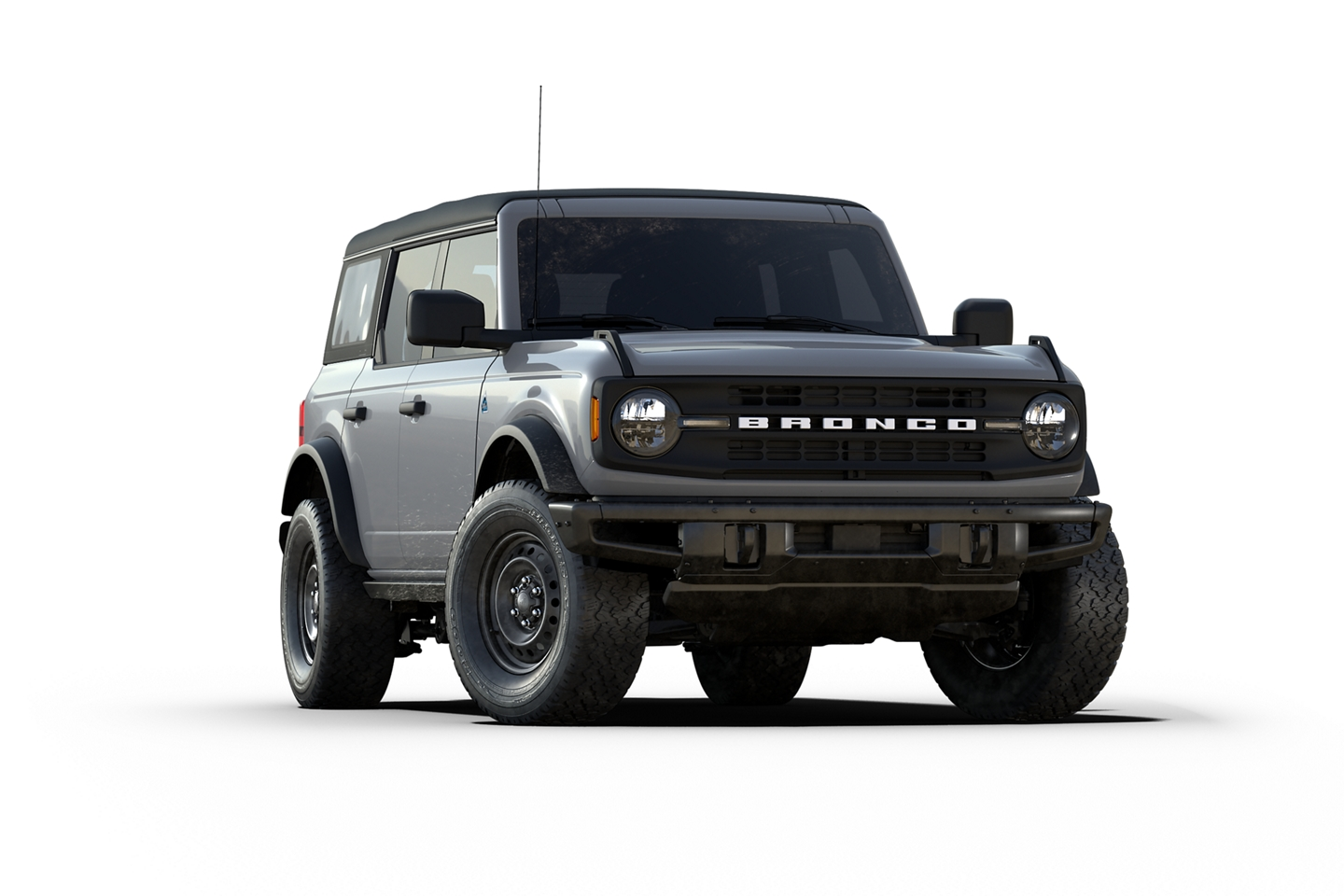 2021 Ford Bronco Black Diamond Series