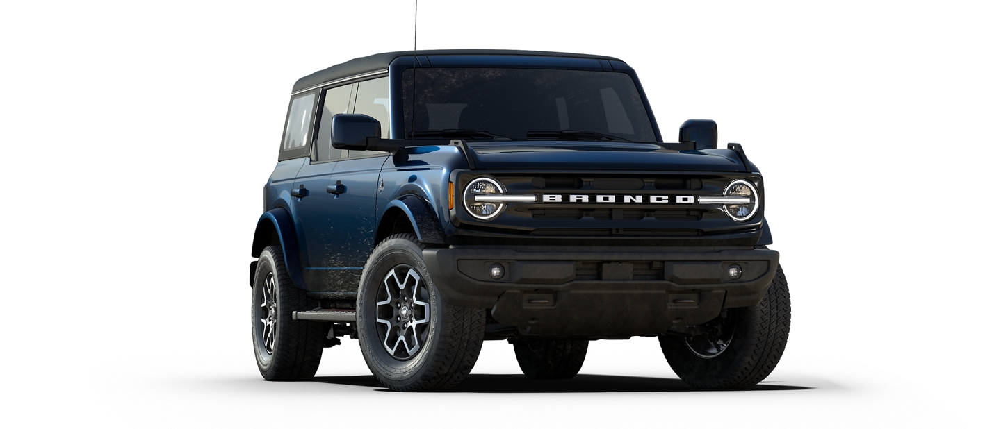 Ford Bronco série Outer Banks 2021