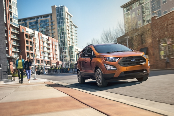 2019 Ford EcoSport S E S in Canyon Ridge