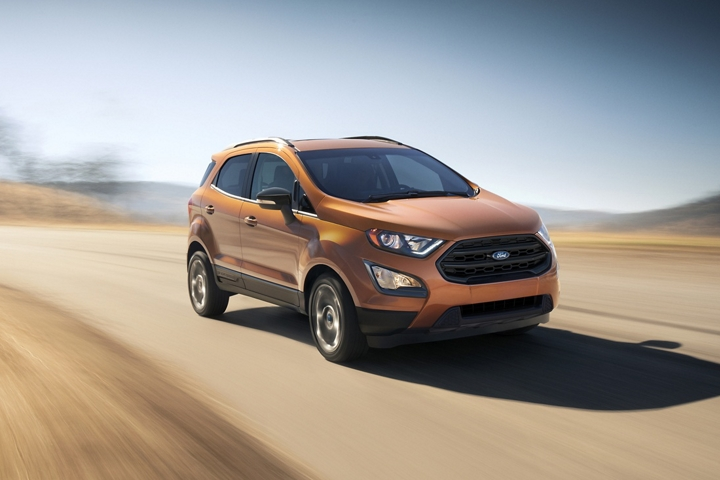 2020 Ford EcoSport S E S in Canyon Ridge