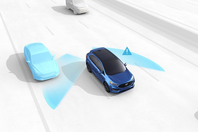 2020 Ford Edge with Pre Collision Assist with Automatic Emergency Braking