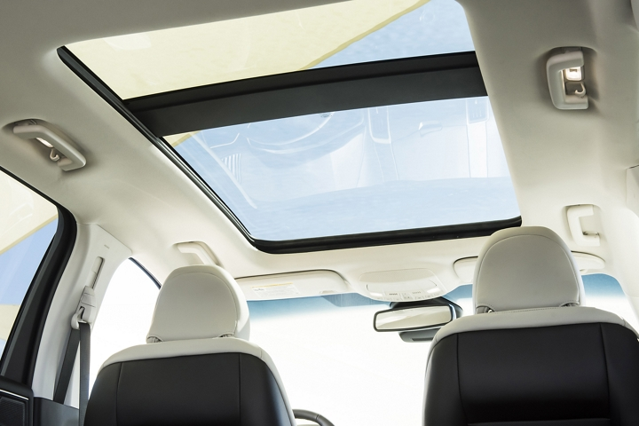 2020 Ford Edge Panoramic Vista Roof