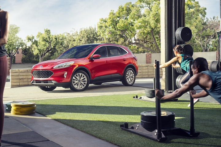 2020 Ford Escape  photo