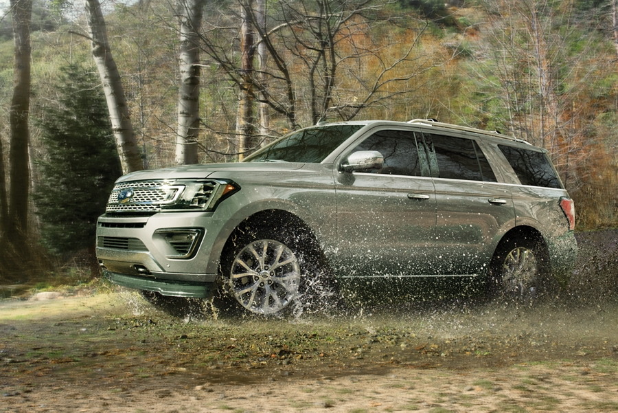 2019 Ford Expedition Capability