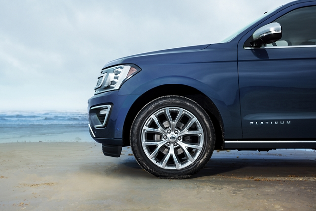 2019 Ford Expedition Platinum wheels