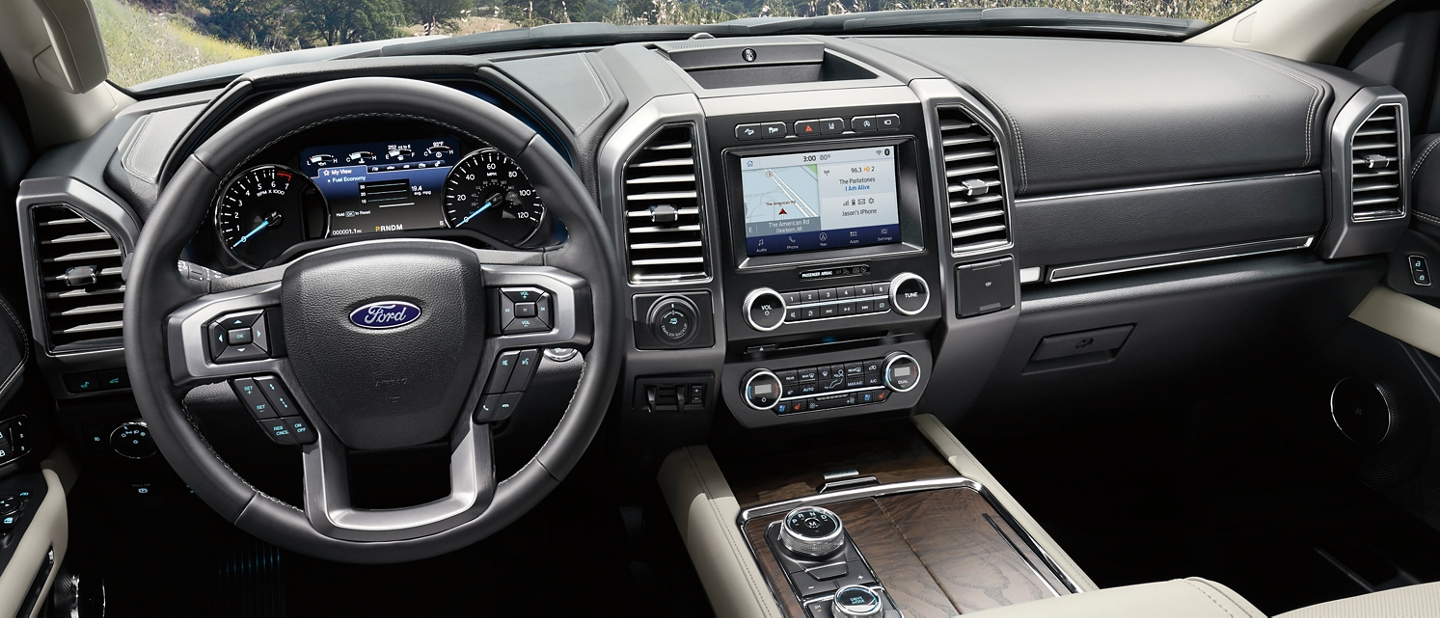 Expedition Towing Capacity >> 2020 Ford Expedition Suv Capability Features Ford Ca