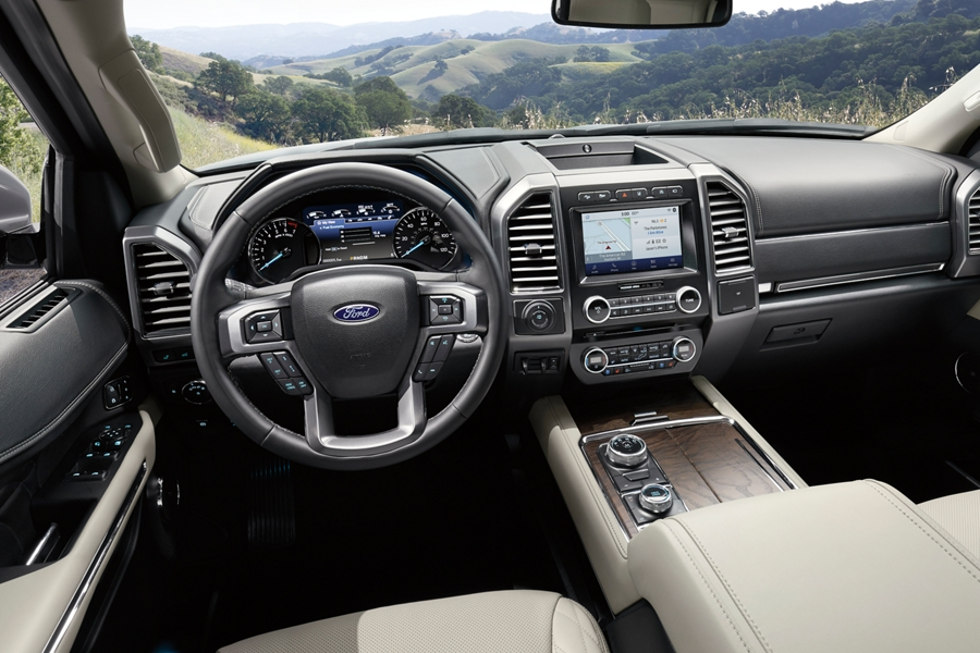 2020 Ford Expedition Suv Features Ford Ca