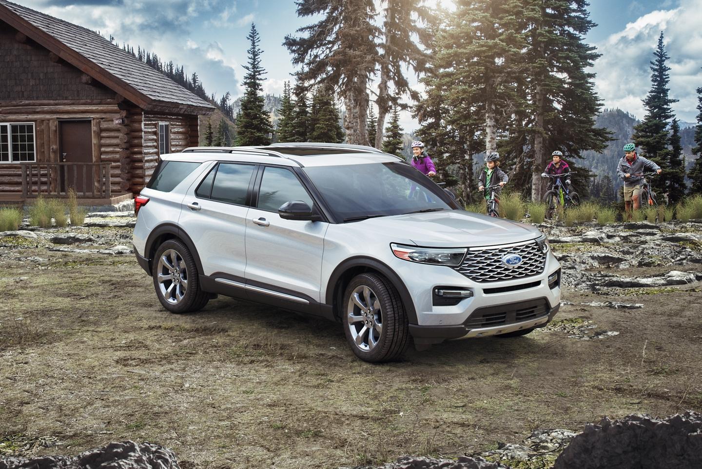 2021 Ford Explorer Pricing Starting at $44,549 | Waterloo Ford Edmonton
