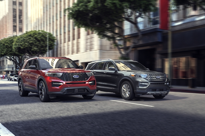 2020 Ford Explorer  photo