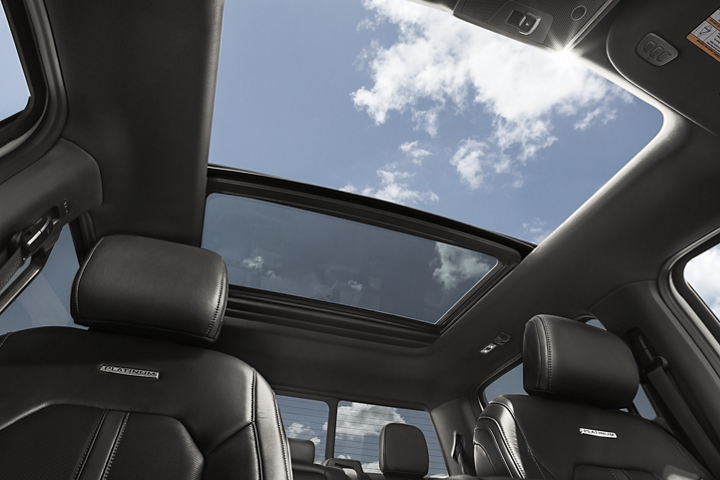 Available Twin Panel Moonroof