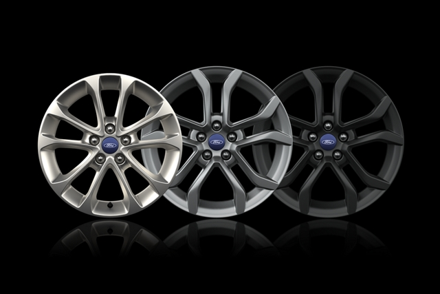 Available wheels on the 2020 Ford Fusion to roll in style