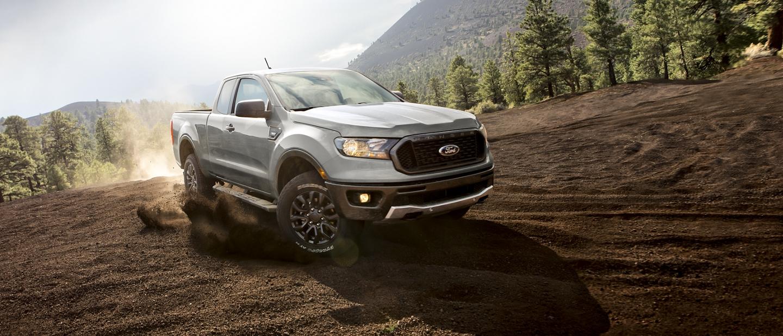 2019 Ford 174 Ranger Midsize Pickup Truck Technology