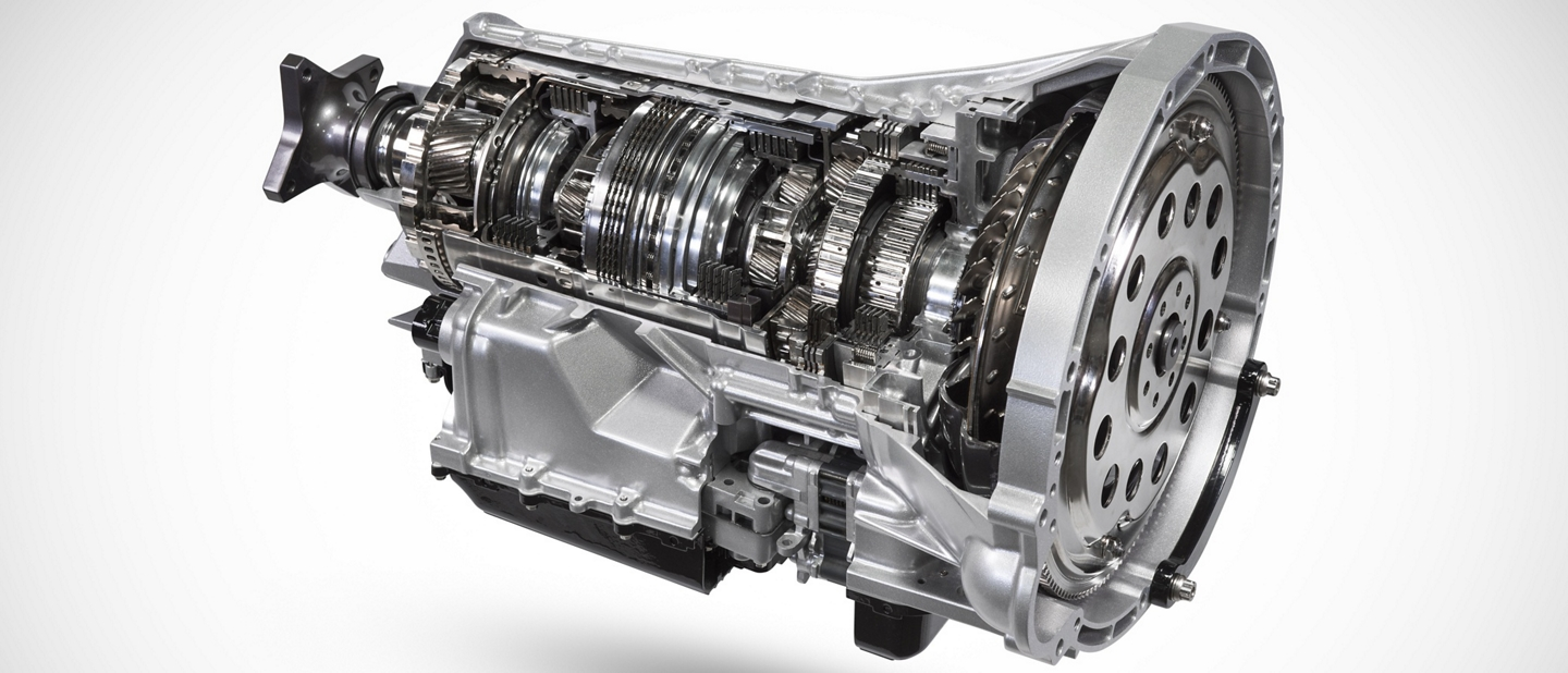 Ford TorqShift 10 speed automatic transmission