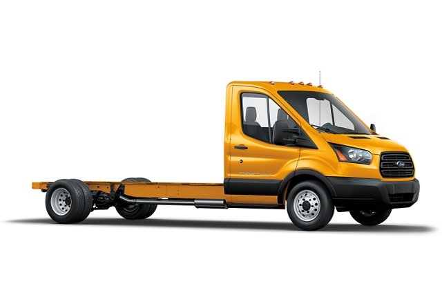 2020 Ford Transit Chassis Cab Cutaway
