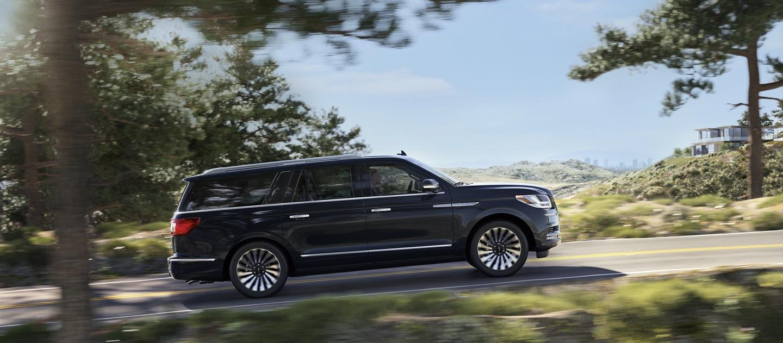 2019 Lincoln Navigator Suv Performance Specs Lincolncanada Com