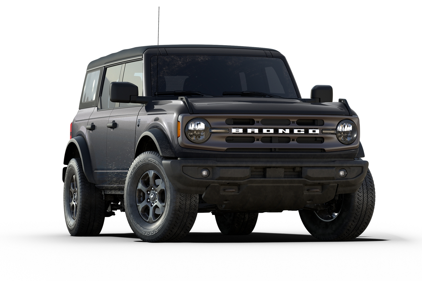 Modelo Ford Bronco Big Bend 2021
