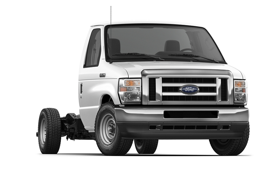 2021 Ford E Series Single Rear wheel Cutaway