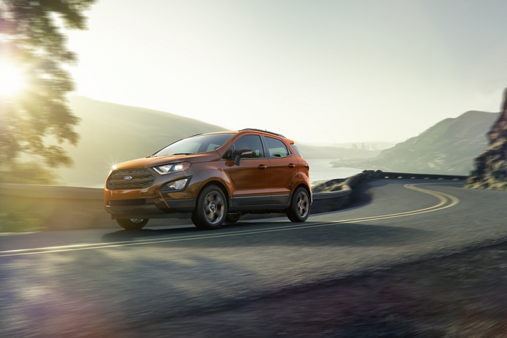 2019 Ford® EcoSport Compact SUV | Photos, Videos, Colors & 360