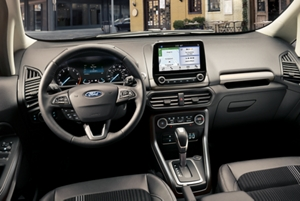 2019 Ford Ecosport Compact Suv Photos Videos Colors 360