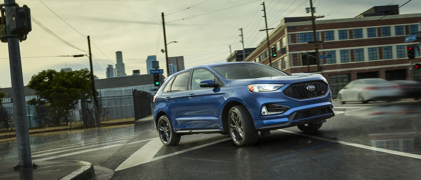 2021 Ford Edge Sport Redesign