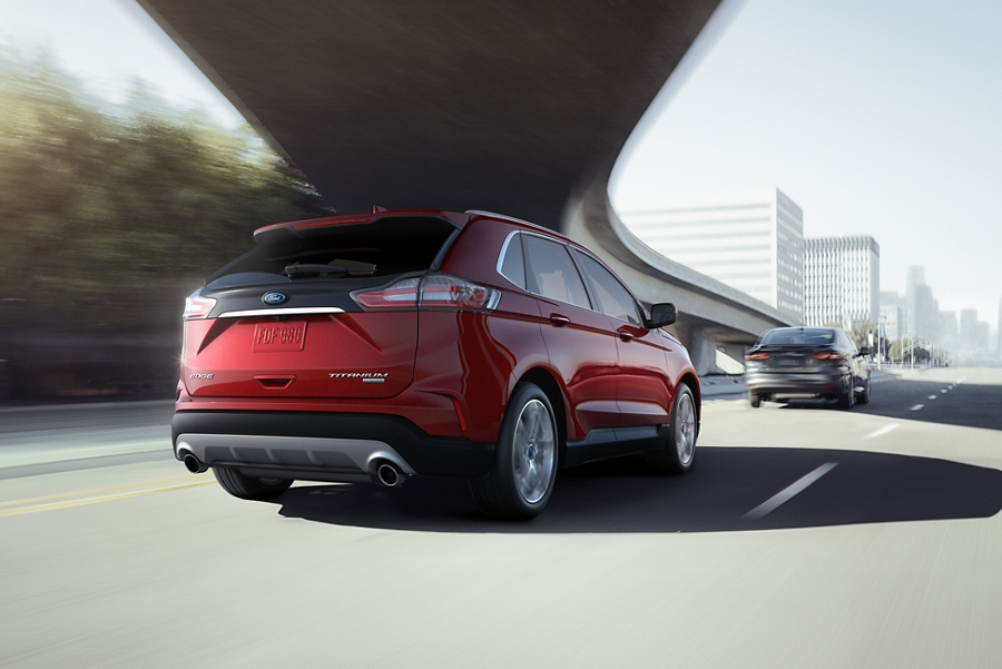 2020 Ford Edge driver assist technologies