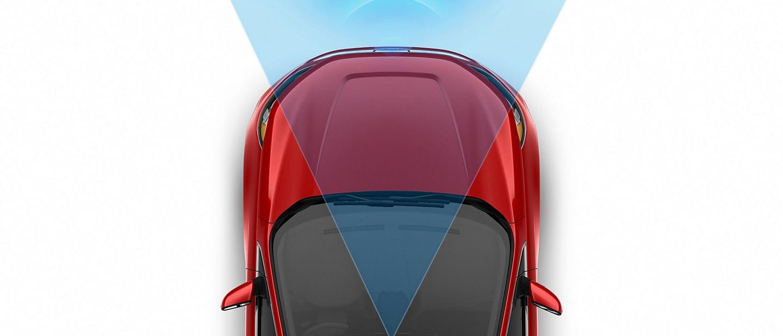 Tecnologías intuitivas de la Ford Edge2020