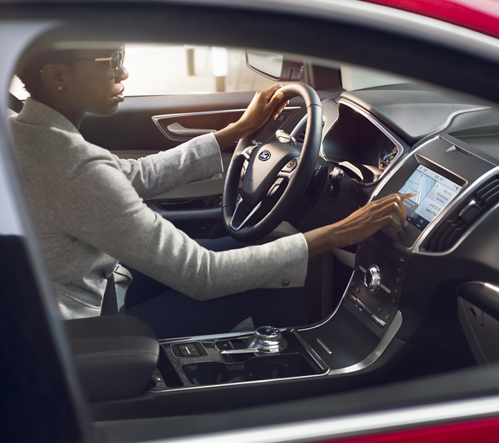 Ford Edge 2020 con SYNC 3