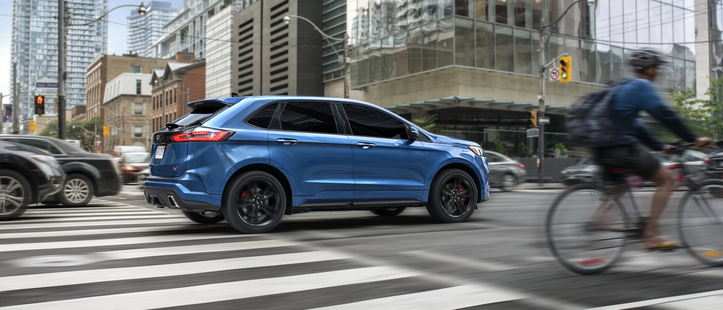 2020 Ford Edge Titanium with Pre Collision Assist with Automatic Emergency Braking